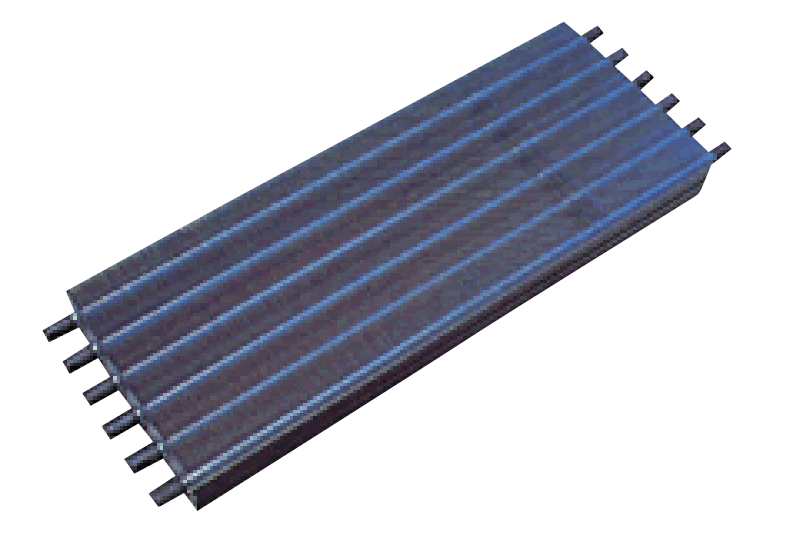 鉄管・アルミフィン・ アクリル系樹脂被膜