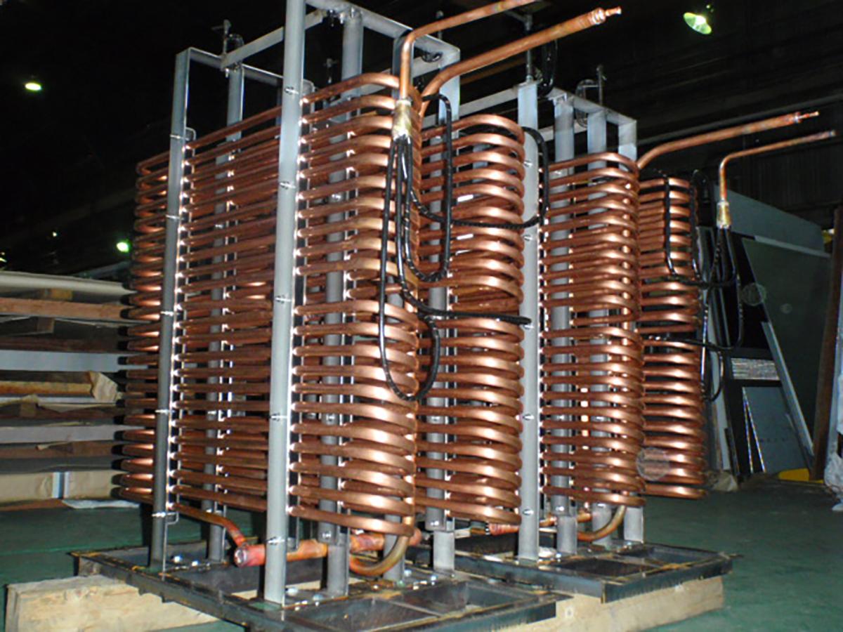恒温水槽冷却用コイル